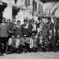 Classe 1936 - La festa dei coscritti.