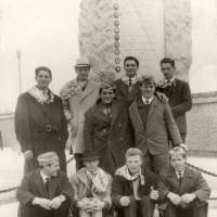 Classe 1940 - La festa dei coscritti.