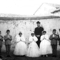 Classe 1956 - La prima comunione.