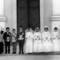 Classe 1958 - La prima comunione.
