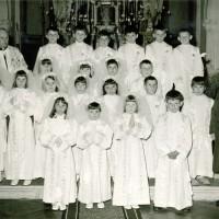 Classe 1962 - La prima comunione.