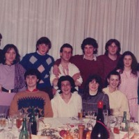 Classe 1962 - La cena della classe.