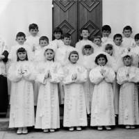 Classe 1963 - La prima comunione.