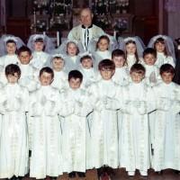 Classe 1965 - La prima comunione.
