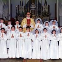 Classe 1968 - La prima comunione.