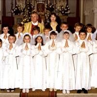 Classe 1972 - La prima comunione.