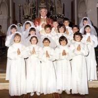 Classe 1974 - La prima comunione.