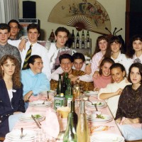 Classe 1974 - La cena della classe.