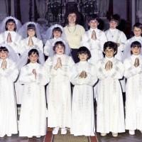 Classe 1975 - La prima comunione.
