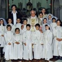 Classe 1991 - La prima comunione.