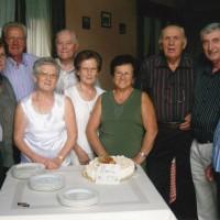 Classe del 1936 - Festa della classe (28 agosto 2010).