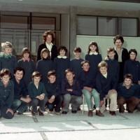 La classe 1969 in quinta elementare