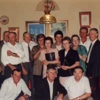 Classe del 1936 - La festa del 1991.