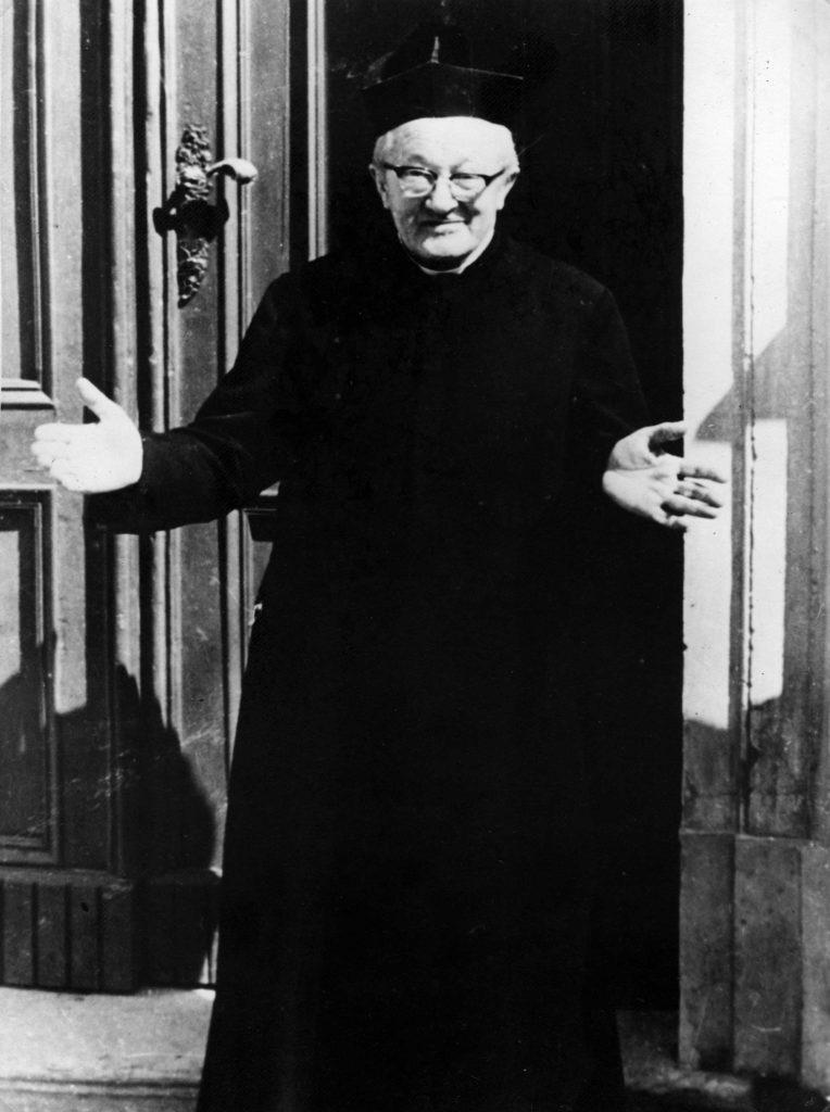 Archivio parrocchiale - Don Massimino Pellizzari