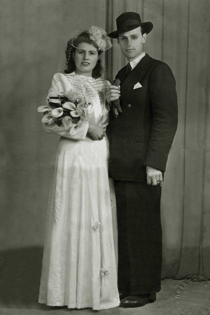 Foto Edda Quaggiotto - Gli sposi Noemi e Tiziano