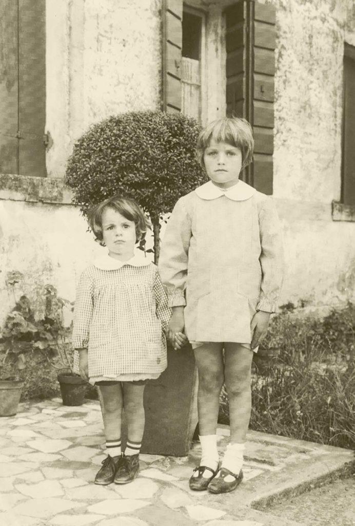Foto Edda Quaggiotto - Le due sorelle
