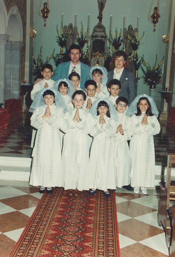Foto Edda Quaggiotto - La classe 1985
