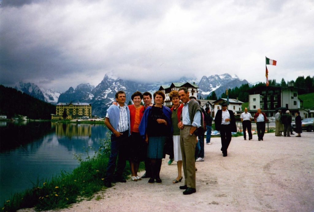 Foto Enrico Soligo - Gita organizzata dal Gruppo Alpini di Barcon