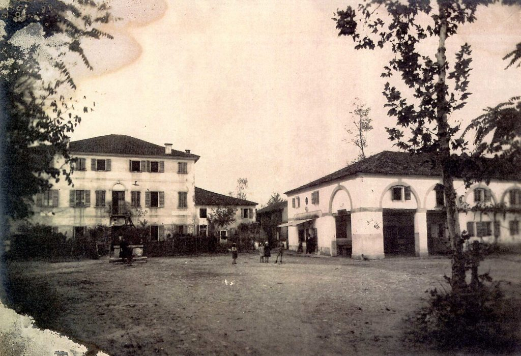 L'osteria al Belvedere di Barcon. Fondo Gnocato, n. imm. G 16914