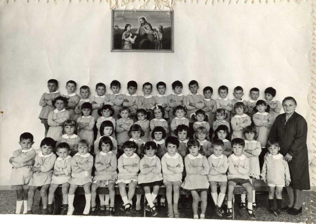 Foto Felice Trinca - Bambini dell'asilo