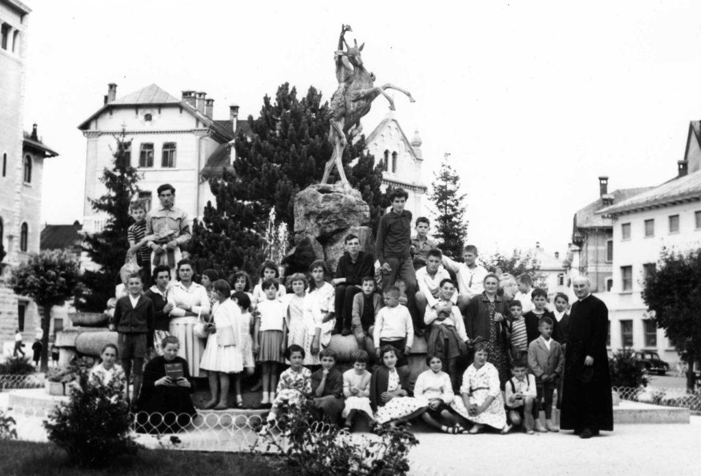Foto Felice Trinca - 21 agosto 1961: gita ad Asiago