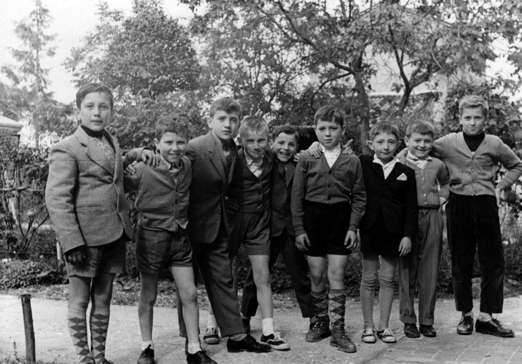 Foto Felice Trinca - Anni 50: bambini