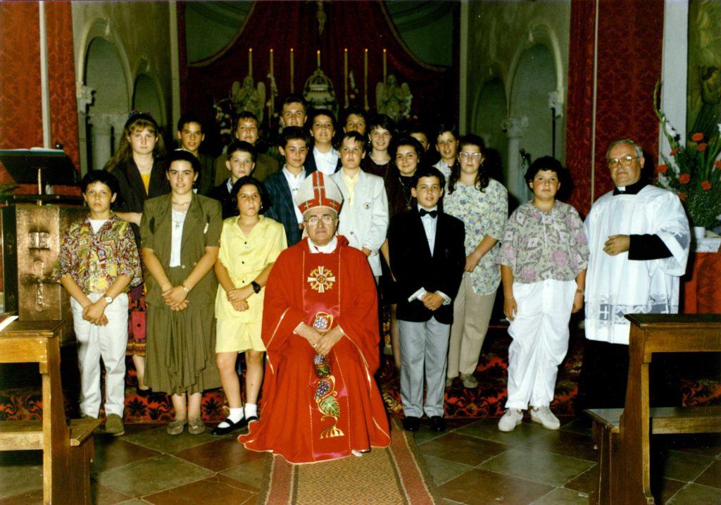 Foto Gino Quaggiotto - Classe 1977: la santa cresima