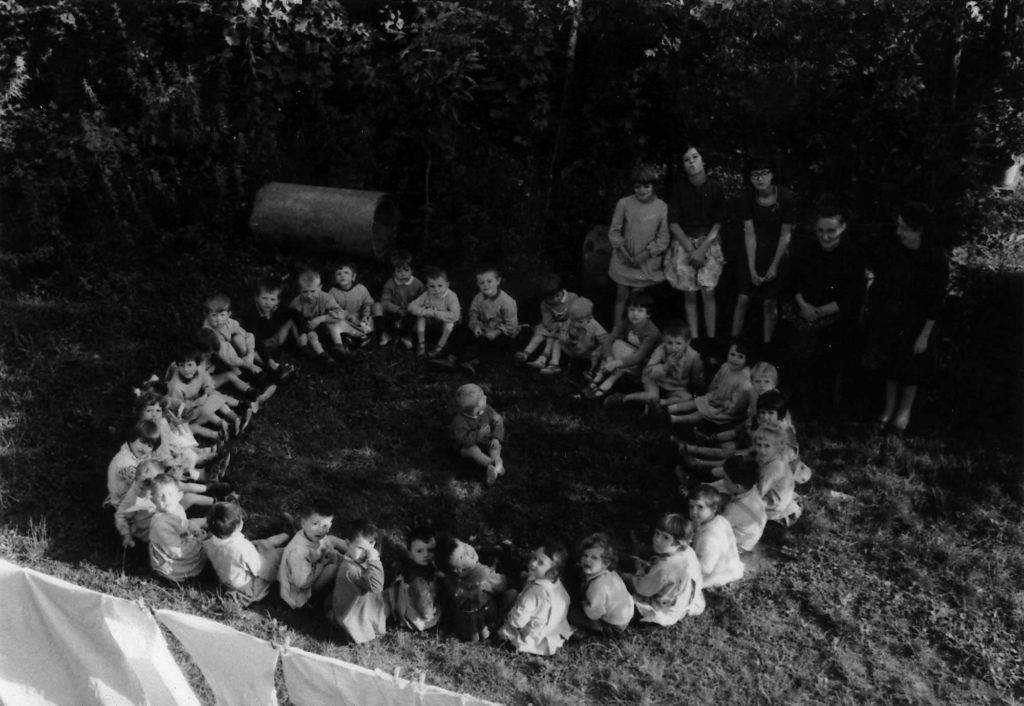 Foto Ida Trinca - I bambini dell'asilo