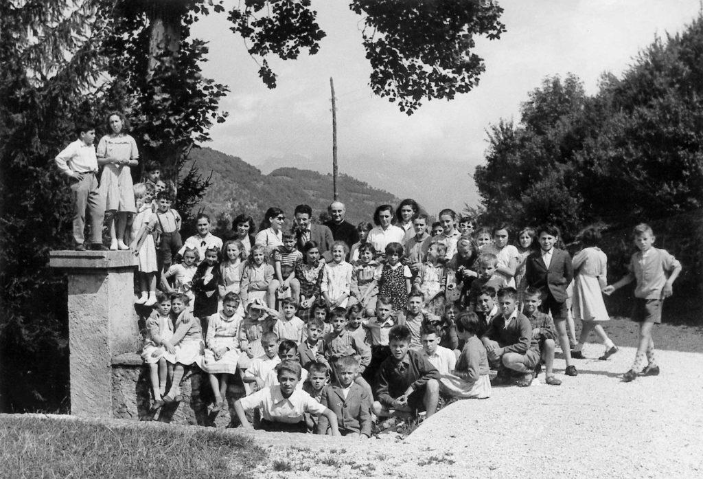 Foto Ida Trinca - Foto di bambini in gita
