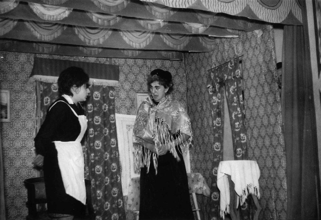 Foto Ida Trinca - Rappresentazione teatrale tutta al femminile
