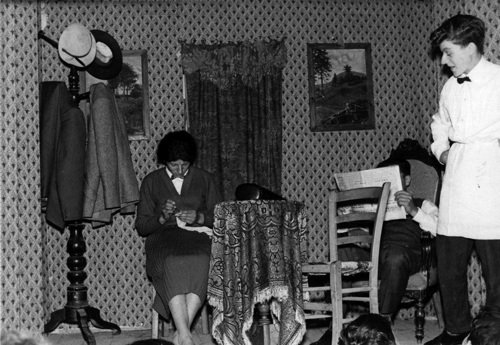 Foto Ida Trinca - La compagnia teatrale di Barcon