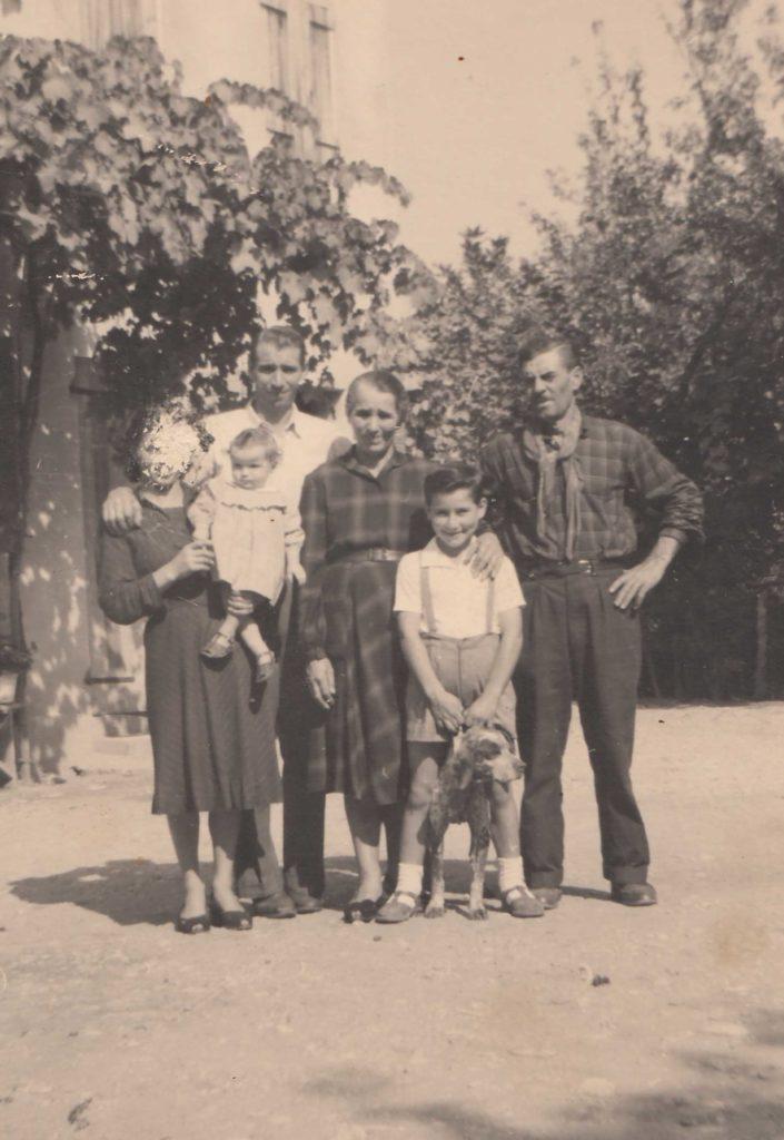 Foto Famiglia Mardegan-Piccolo