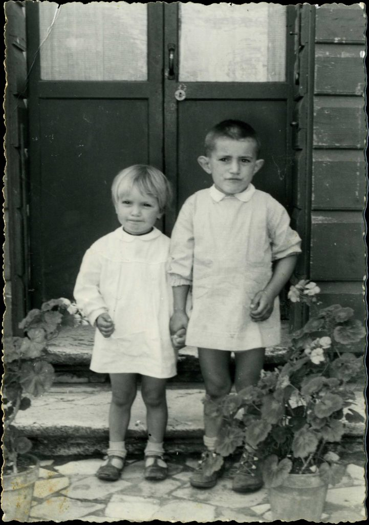 Foto Guido Mardegan - 6 giugno 1961
