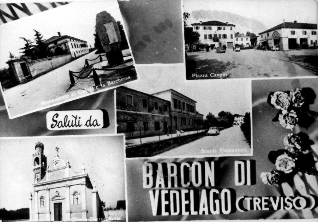 Foto Marino Binotto - Cartolina postale