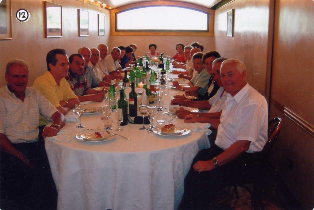 Foto Mario Soligo - Classe del 1936: la festa del 2006