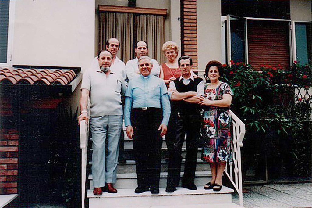 Foto Mazzoccato-Trinca - 1991: fratelli Mazzoccato