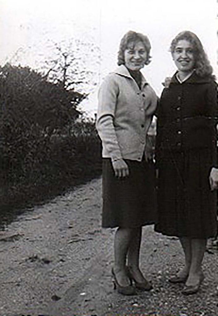 Foto Mazzoccato-Trinca - 1960: Alda e Elsa Mazzoccato