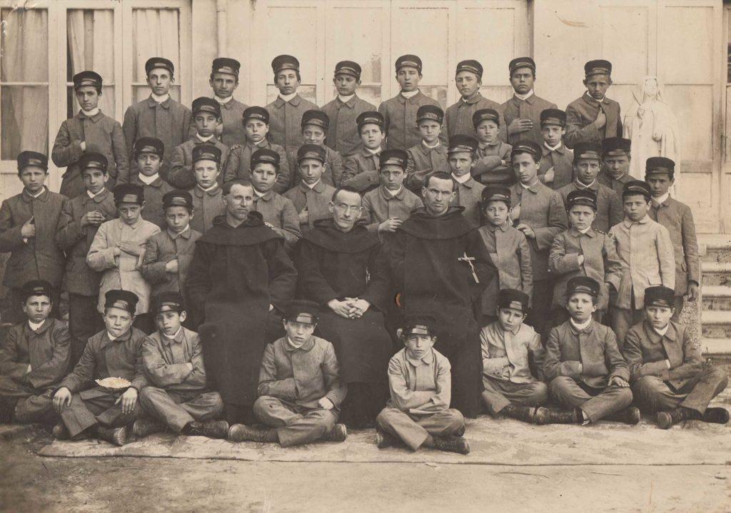Foto Famiglia Pagnan-Tempesta - In collegio