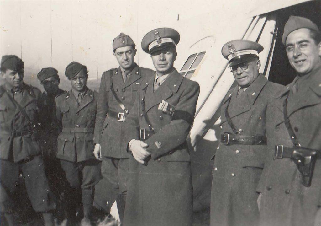 Foto Famiglia Pagnan-Tempesta - Militari