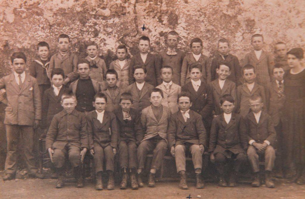 Foto Famiglia Pagnan-Tempesta - Le classi 1930, 1931 e 1932
