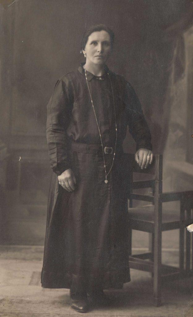 Foto Famiglia Pagnan-Tempesta - La padrona di casa