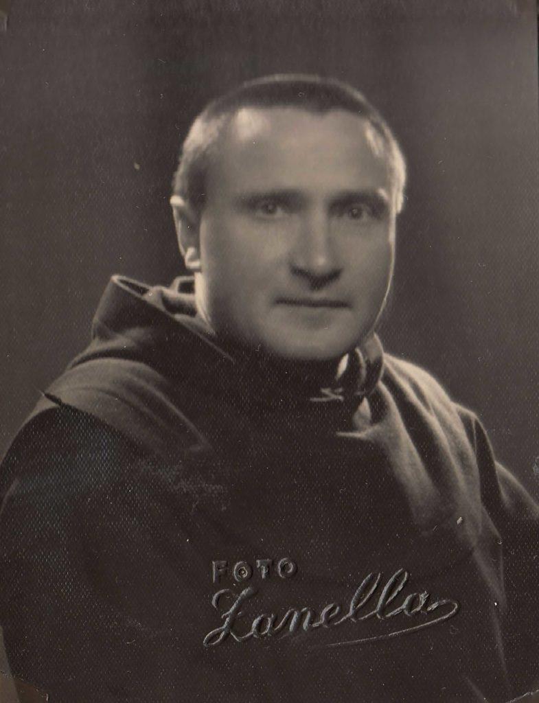 Foto Famiglia Pagnan-Tempesta - Lo zio frate