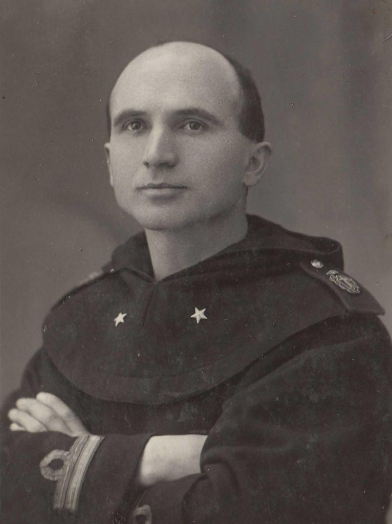 Foto Famiglia Pagnan-Tempesta - Lo zio frate militare
