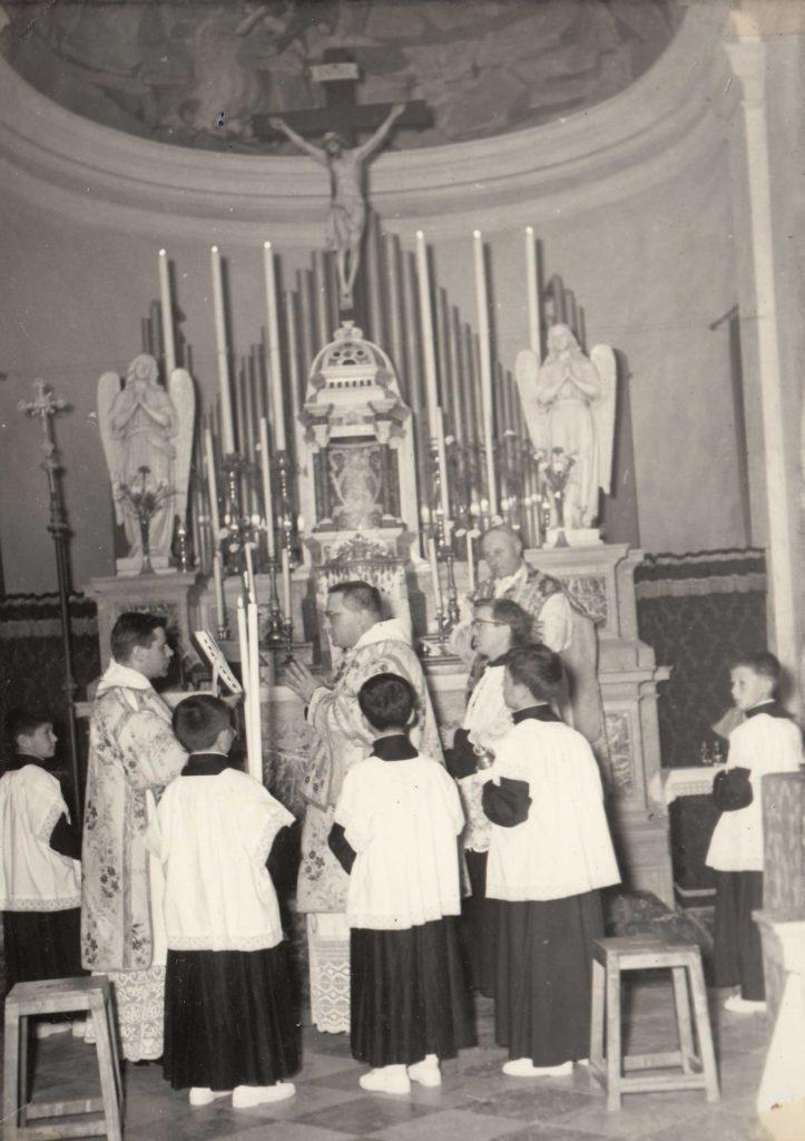 Foto Famiglia Pagnan-Tempesta - In chiesa