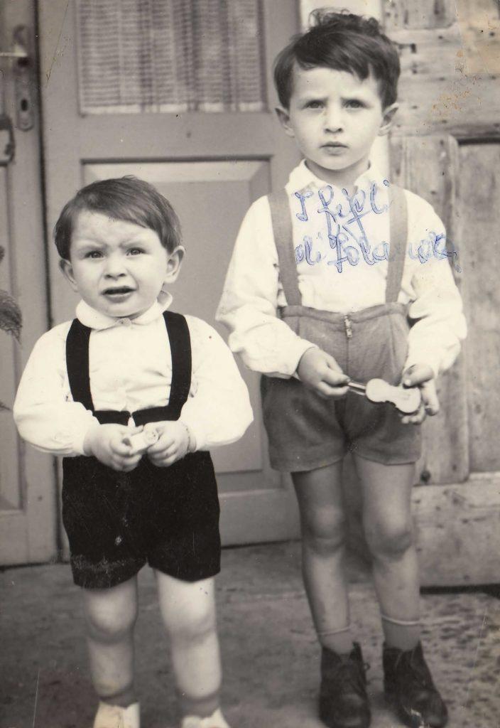Foto Famiglia Pagnan-Tempesta - I figli di Iolanda