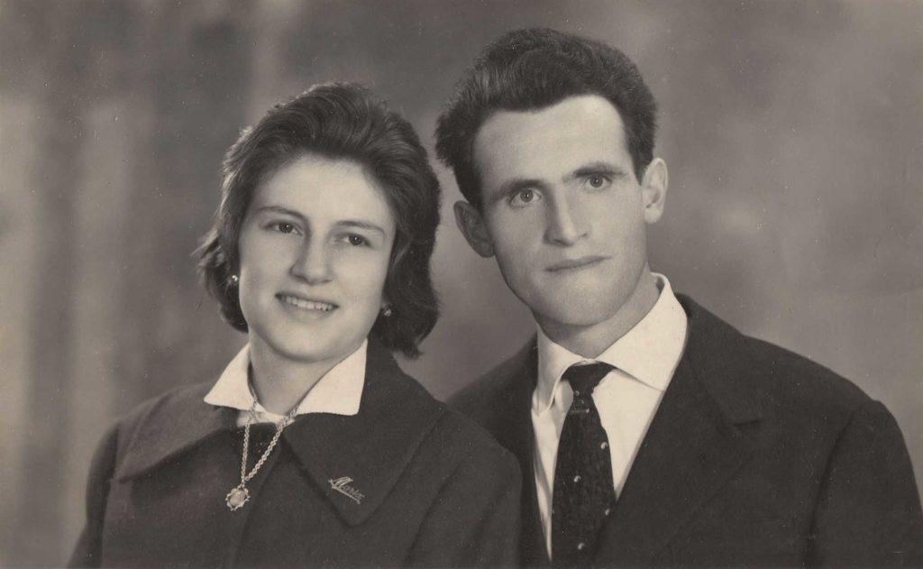 Foto Famiglia Pagnan-Tempesta - Maria e Augusto