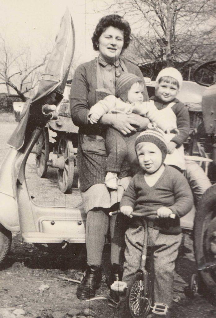 Foto Famiglia Pagnan-Tempesta - Mamma e figli