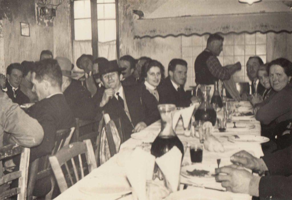 Foto Famiglia Pagnan-Tempesta - Pranzo in canonica