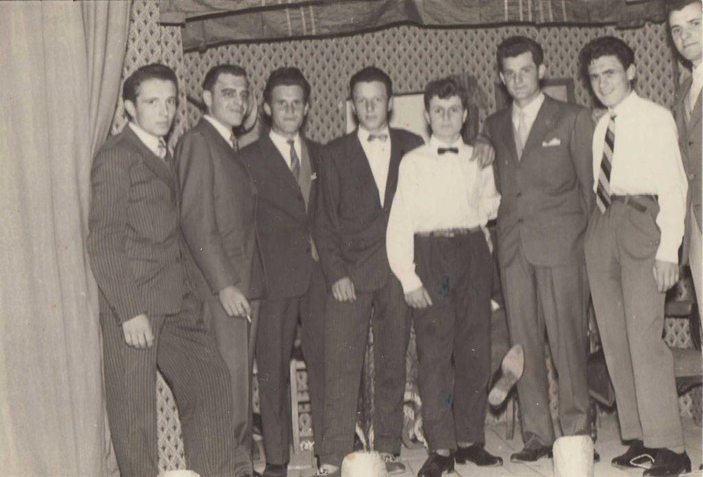 Foto Famiglia Pagnan-Tempesta - Il gruppo teatrale di Barcon