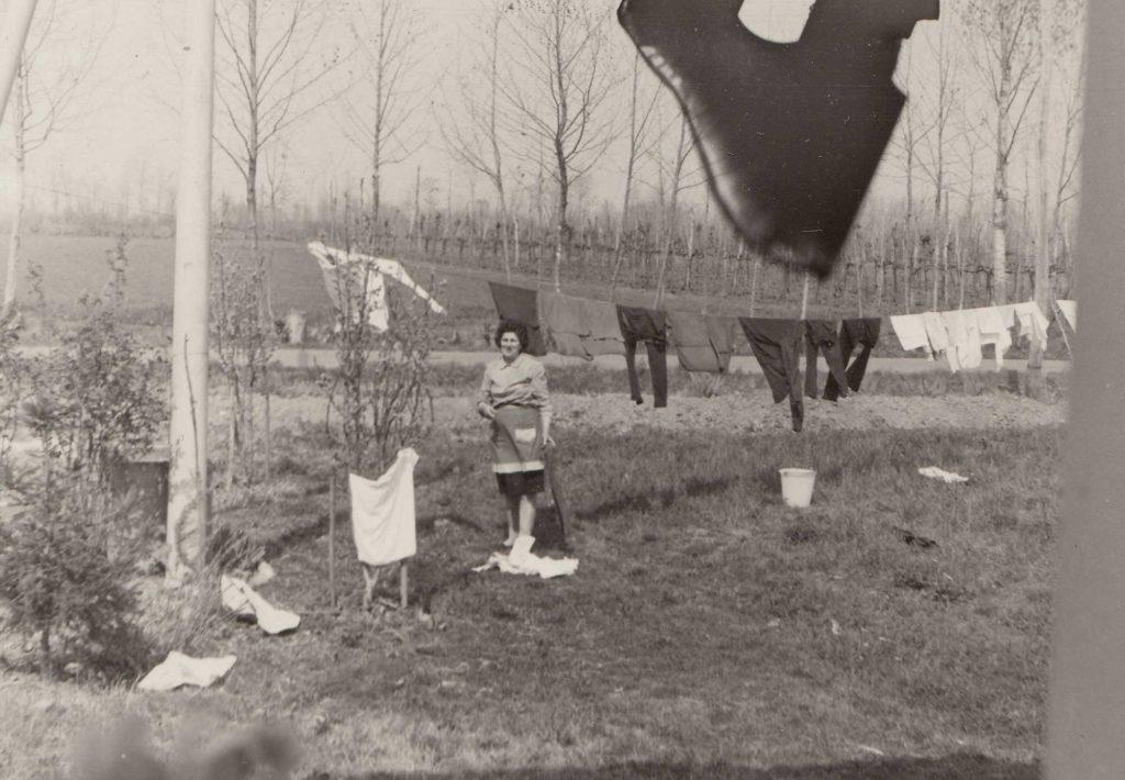 Foto Famiglia Pagnan-Tempesta - Il bucato